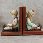 Hummel 14 Book Worm, Bookends