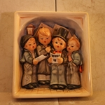 Hummel 134 Quartet, Plaque