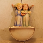 Hummel 146 Holy Water Font, Angel Duet