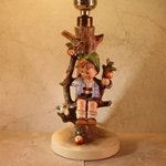 Hummel 230 Apple Tree Boy, Table Lamp
