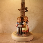 Hummel 231 Birthday Serenade, Table Lamp