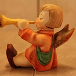 Hummel 238C Angel with Trumpet