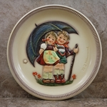 Hummel 280 1975 Anniversary Plate, Stormy Weather