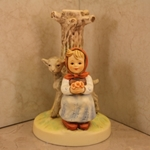 Hummel 679 Good Friends Candle Stick Holder