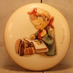 Hummel 685 Bookworm Trinket Box