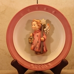 Hummel 692 Christmas Song, Annual Christmas Plate