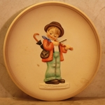 Hummel 744 Little Fiddler, Little Music Maker Series