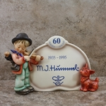 Hummel 767 Puppy Love, Display Plaque