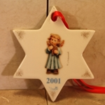 Hummel 2098 Annual Christmas Tree Ornaments