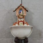 Hummel 164 Holy Water Font, Worship