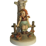 Hummel 681 Just Resting  Candle Stick Holder