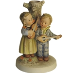Hummel 683 Happy Days Candle Stick Holder