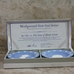 Wedgwood State Seal Series