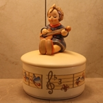 Hummel IV/53 Joyful Candy / Music Box, Type 1