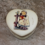 Hummel 686 Sweet Greetings, Trinket Box