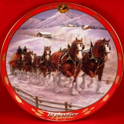 Danbury Mint Budweiser