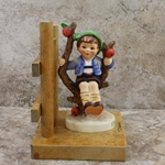 M.I. Hummel 252 B Apple Tree Boy Bookends Tmk 3, Type 3