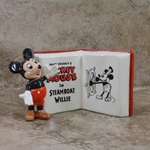 M.I. Hummel Figurines / Disney Figurines  Mickey Mouse, Type 1
