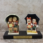 M.I. Hummel Figurines 71 2/0 Stormy Weather / Disney Figurines  50 Years, Type 1