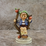 M.I. Hummel Figurines 142 3/0 Apple Tree Boy / Disney Figurines 50 Years, Type 2