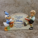 M.I. Hummel Figurines 240 Little Drummer / Disney Figurines Two Little Drummers, Plaque, Type 1