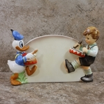 M.I. Hummel Figurines 240 Little Drummer / Disney Figurines Two Little Drummers, Plaque, Type 2