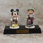 M.I. Hummel Figurines  562 Grandpa's Boy Disney Figurines Tmk 7, Type 1