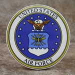 M.I. Hummel Aufsteller Plaque Air Force Tmk 6, Type 1