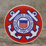 M.I. Hummel Aufsteller Plaque Coast Guard Tmk 6, Type 1