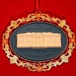 2000 White House Christmas Ornament