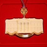The White House Ornament, The Architect