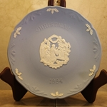 Wedgwood Christmas Plate 1994 Away In A Manger
