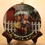 Danbury Mint, M I Hummel Plate ~ Come Back Soon