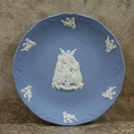 Wedgwood Christmas Plate 2001 Joy