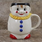 Goebel Figurine, Clown Cup, Tmk 6, 74 313 13, Type 1