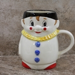 Goebel Figurine, Clown Cup, Tmk 6, 74 315 14, Type 1