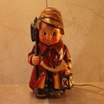Goebel Figurine, Night Lamp EF 50 Tmk 3, Type 1