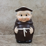 Goebel Figurine, Friar Tuck S141/1 Tmk 1 and 2, Type 1