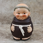 Goebel Figurine, Friar Tuck SD 29 Bank, Tmk 2, Type 1