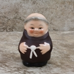 Goebel Figurine, Friar Tuck P 153/0 Tmk 2, Pepper, Type 1