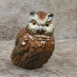 Goebel Figurine, Owl 38 316-08, Tmk 5, Right, Type 1