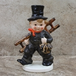 Goebel Figurine, Chimney Sweep KF 38, Tmk 2, Type 5