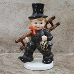 Goebel Figurine, Chimney Sweep KF 38, Tmk 2, Type 1