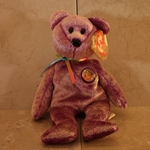 2003, March, Dreamer, Beanie Baby Of The Month (BBOM), Type 1, 2002©