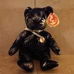2004, November, Astra, Beanie Baby Of The Month (BBOM), Type 1, 2004©