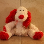 2005, February, Adonis, Beanie Baby Of The Month (BBOM), Type 1, 2004©