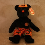2006, October, Scares, Beanie Baby Of The Month (BBOM), Type 1, 2006©