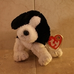 2007, September, Riggins, Beanie Baby Of The Month (BBOM), Type 1, 2007©