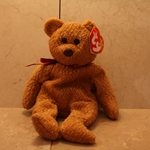 Curly, Bear, 5th Generation, Type 1, 1996 ©