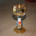 Goebel Wine Glasses / Goblets, Type 3